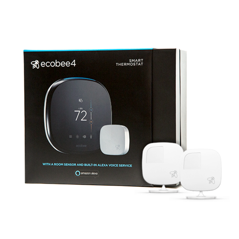 ecobee4 + 2 room sensors = $99 + tax after $50 MIR for ComEd/Nicor Customers