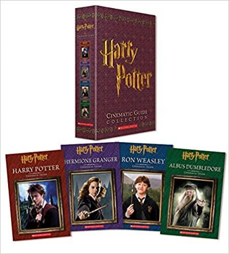 Harry Potter: Cinematic Guide Collection (Harry Potter) 11.93 Amazon $11.93