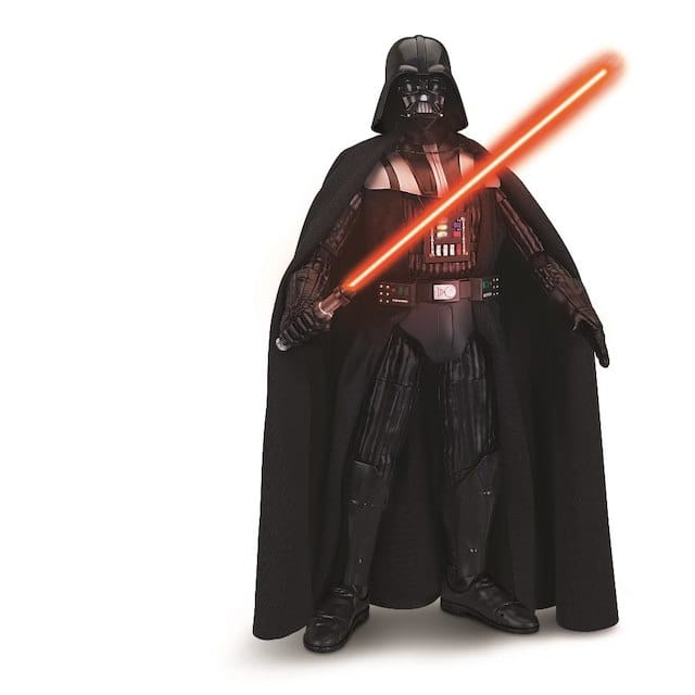 Star Wars: Episode VII The Force Awakens - Darth Vader Animatronic Interactive Figure $17.49 or less Toys R Us