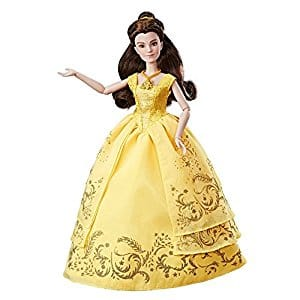 Disney Beauty and the Beast Enchanting Ball Gown Belle $7.31 Amazon