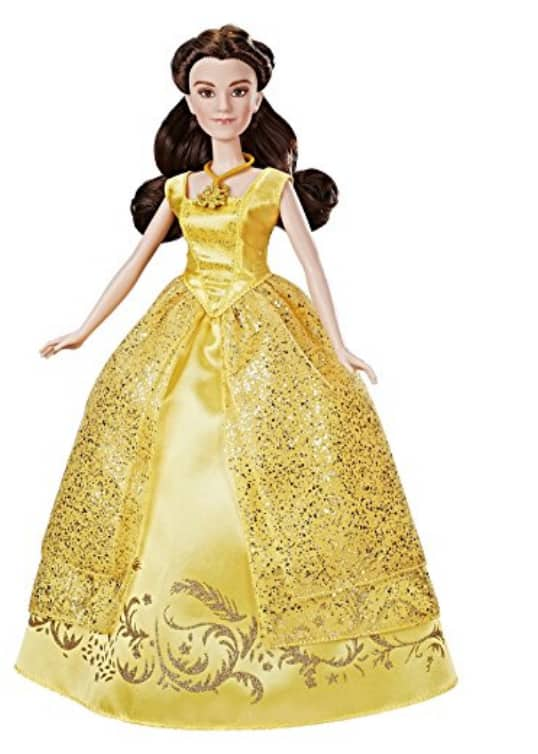 Disney Beauty and the Beast Enchanting Melodies Belle $8.47 Amazon