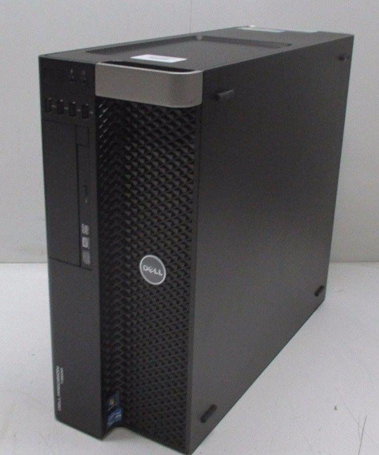 Dell Precision T3600 MiniTower Xeon 6 core E5-1650 3.2GHz 16gb/500gb (Similar to HP Z420) USED $350 Ebay