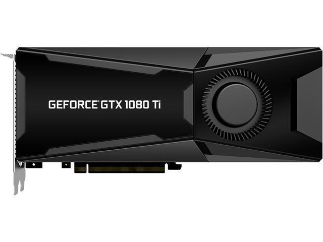 PNY GeForce GTX 1080 Ti DirectX 12 VCGGTX1080T11PB-CG2 11GB - NEWEGG EBAY $649.99