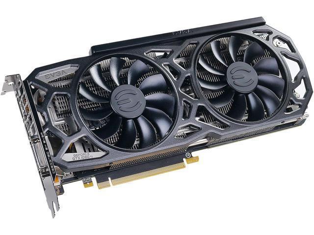 EVGA GeForce GTX 1080 Ti Black Edition GAMING, 11G-P4-6391-KR, 11GB GDDR5X, iCX - NEWEGG EBAY 664.98 w/code PCOLLEGE10
