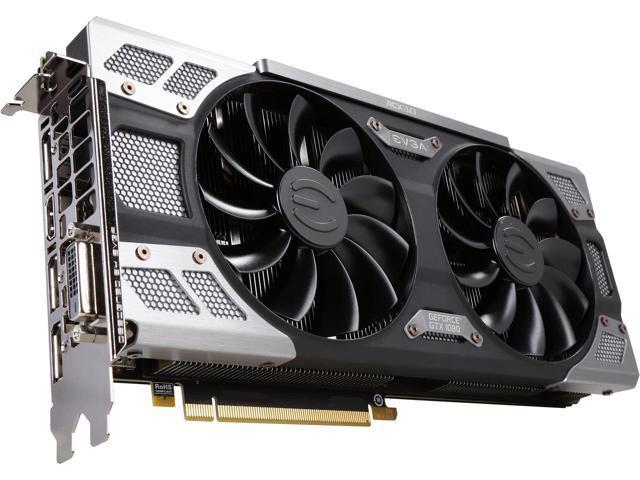 REFURBISHED EVGA GeForce GTX 1080 08G-P4-6286-RX FTW GAMING ACX 3.0 - $469.99 w/code PCOLLEGE10