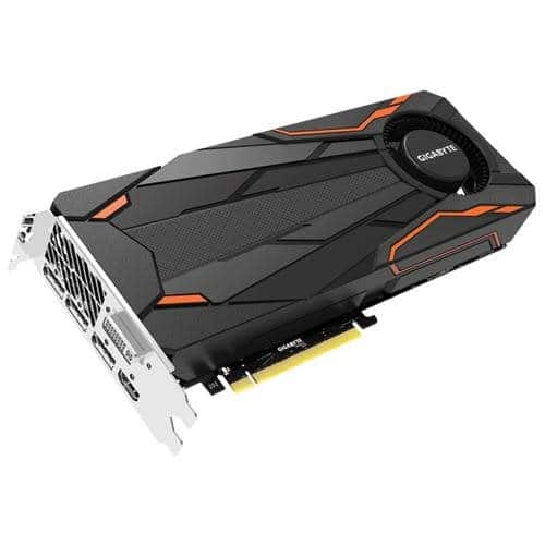 Rakuten has a couple of GTX 1080 models available from $486 after coupon code SAVE60