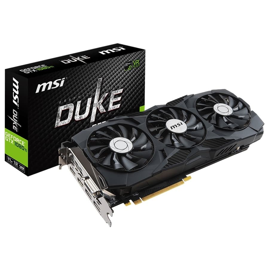 Nvidia GTX 1080 TI (various models from $640 after 20% coupon) + 5% points back, also links for GTX 1080