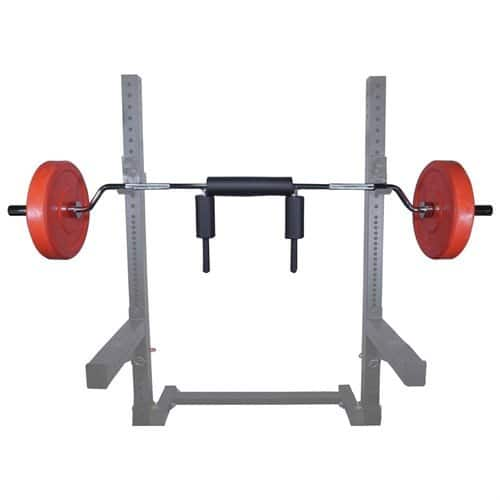 Titan Safety Squat Olympic Bar - RAKUTEN - use code GETFIT15 for 15 off - $130 w free shipping no tax for most.