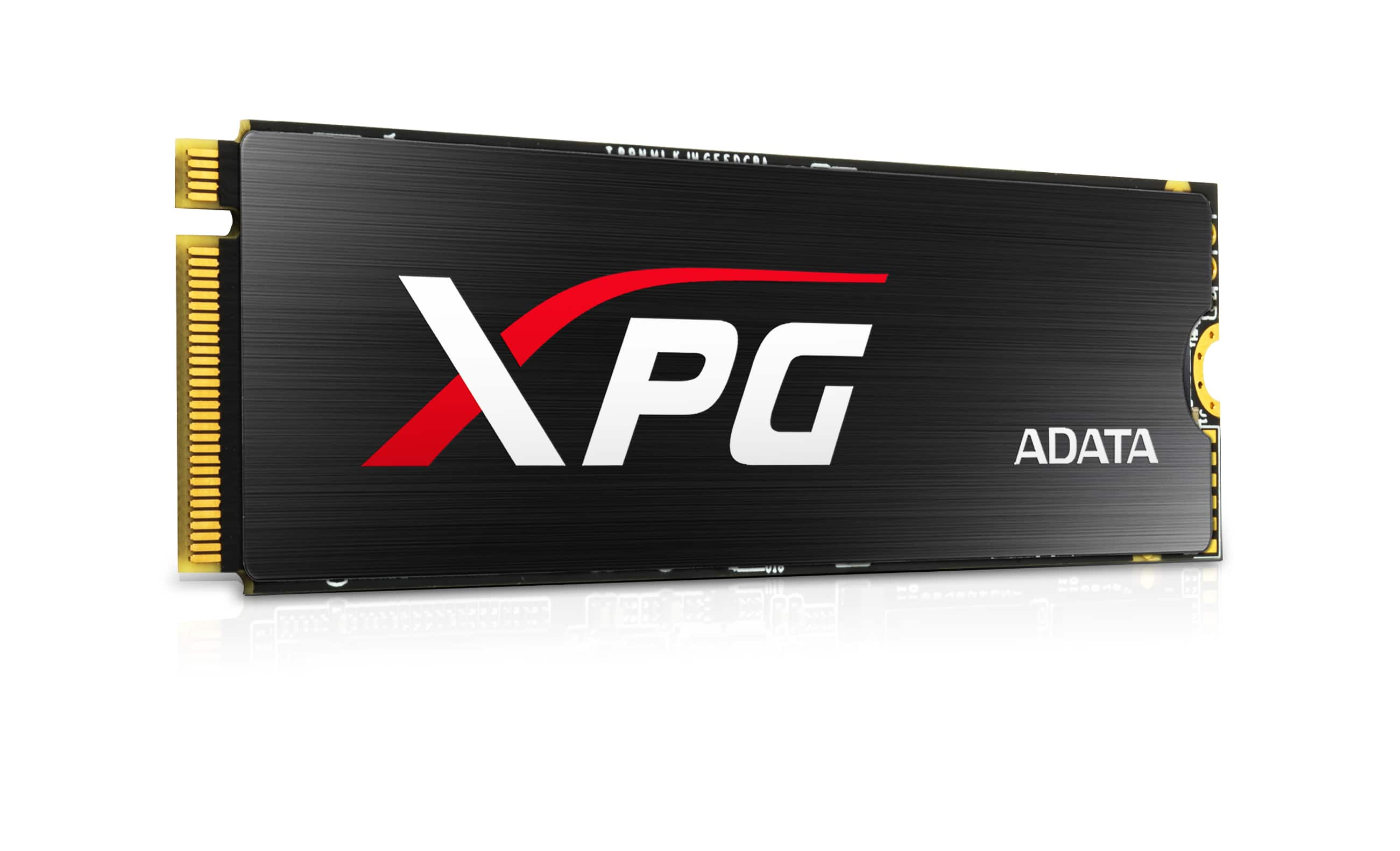 XPG SX8200 PCIE NVME GEN3X4 M.2 2280 480GB SSD W/ BLACK XPG HEATSINK BACK IN STOCK 99.45 after coupon AD17 $99.45