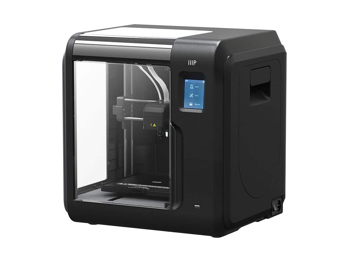 Monoprice voxel 3d printer -  with removable heated build plate fully enclosed, touch screen, assisted level, easy wi-fi, 8gb $275  Monoprice VIA Rakuten