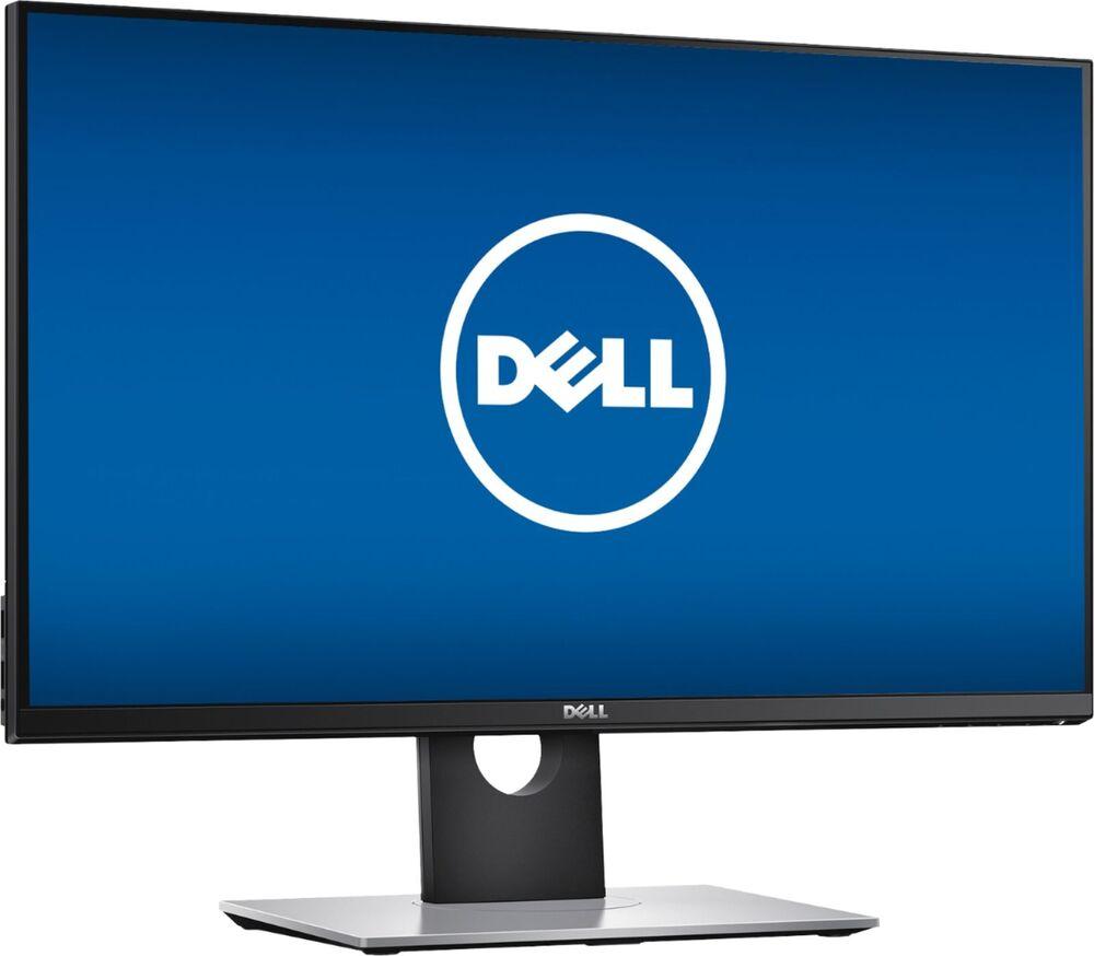 """""""DEAD""""""""     Dell - Refurbished S2716DG 27"" LED QHD G-SYNC Monitor (3yr Dell advance exchange warranty)- Black via Best Buy @ ebay 240.99 $240.99"