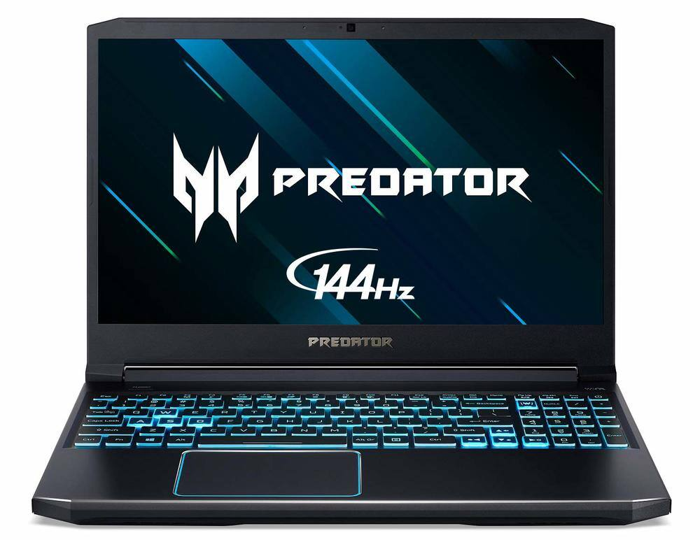 "Acer Predator Helios 300 - 15.6"" gaming Laptop Intel i7-9750H 2.60GHz - NVIDIA GeForce GTX 1660Ti 6GB - 16GB Ram 256GB SSD $810 recertified"