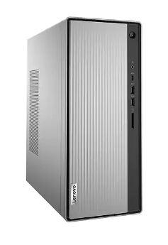 Lenovo IdeaCentre 5 14IMB05 Desktop Computer, Intel i7-10700 8 core, 12GB RAM, 256GB SSD (90NA000LUS) $580