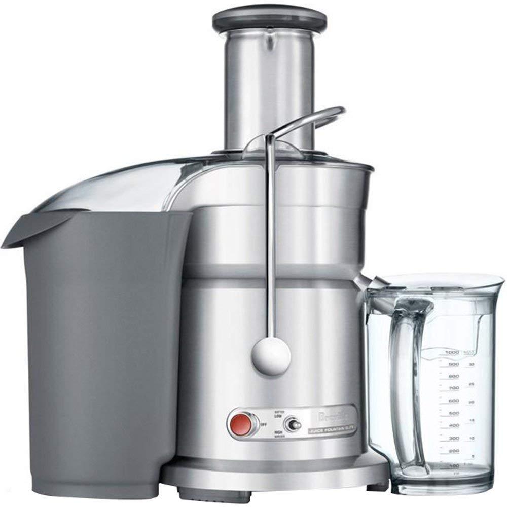 Breville 800JEXL Juice Fountain Elite 1000-Watt Juice Extractor $189.99