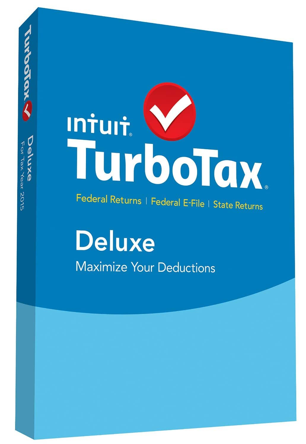 The customary price drop for TurboTax at Amazon