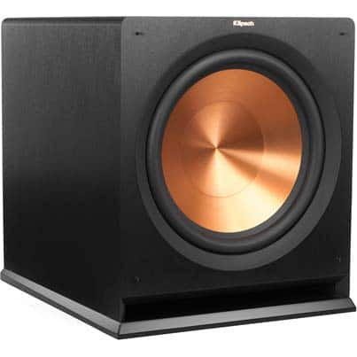 FRYS Klipsch R115sw deal is back at $398 plus free wireless kit. With Sunday Promo code 4/9/2017 LOWEST YET!