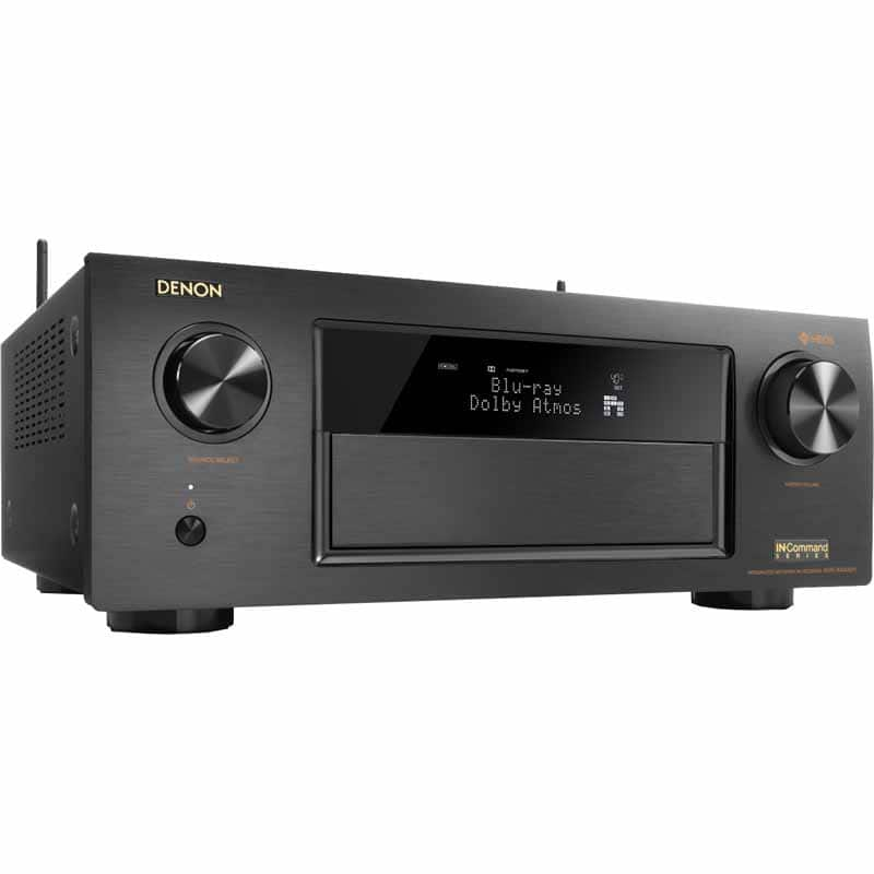 Denon AVR-X4400H 9.2 Receiver $899 FRY's IN STORE ONLY with code starting 12/10/2017 $899.99