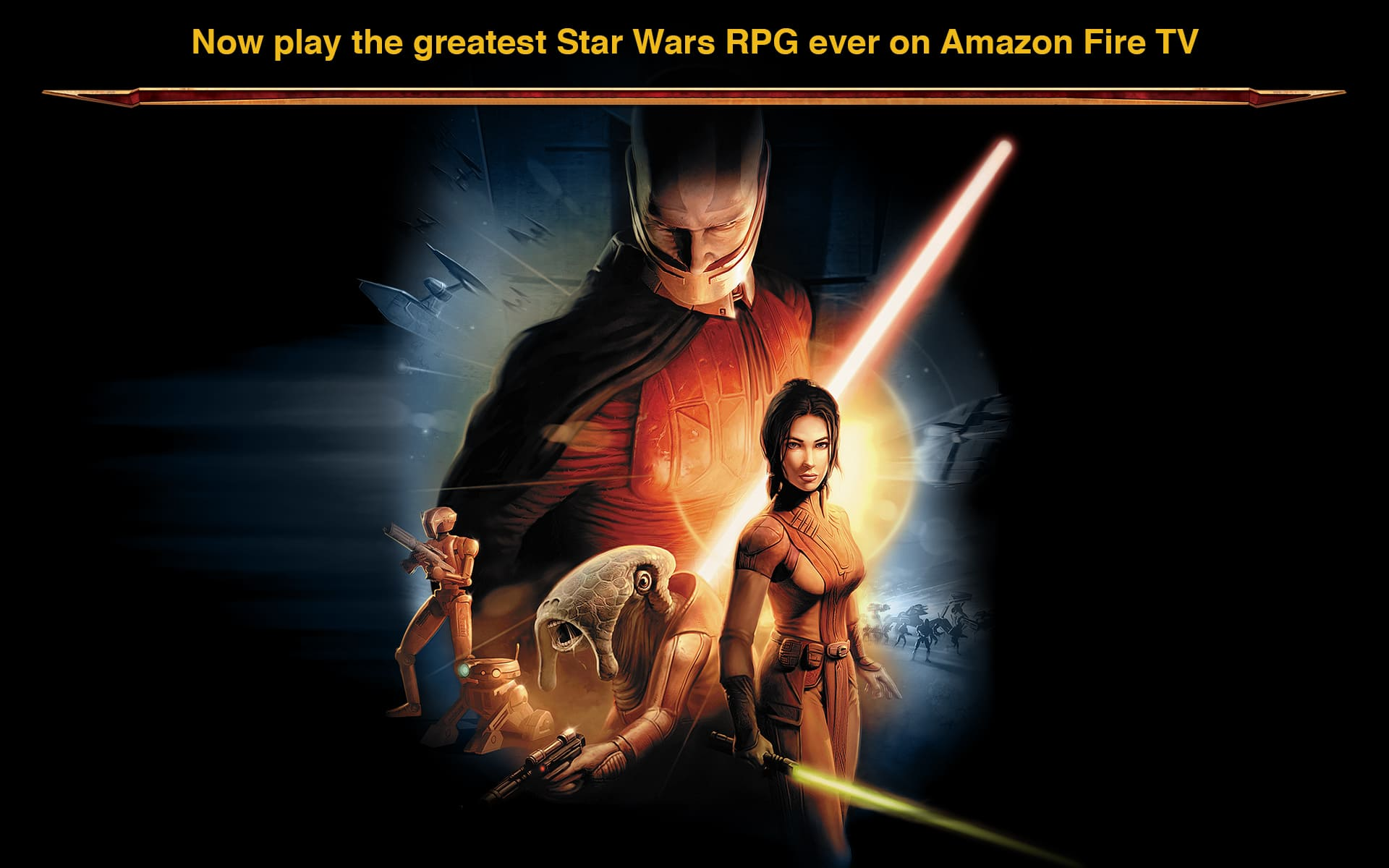 star wars knights of the old republic free on amazon underground