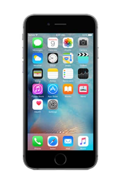RECONDITIONED - iPhone 6s Plus Space Grey 32GB - $99.99 with any $50+ Plan purchase