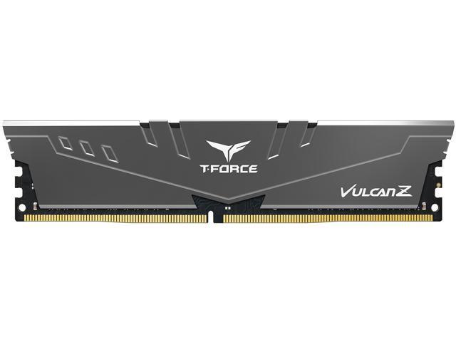 $44.99  Team T-FORCE VULCAN Z 16GB 288-Pin DDR4 SDRAM DDR4 3200 (PC4 25600)