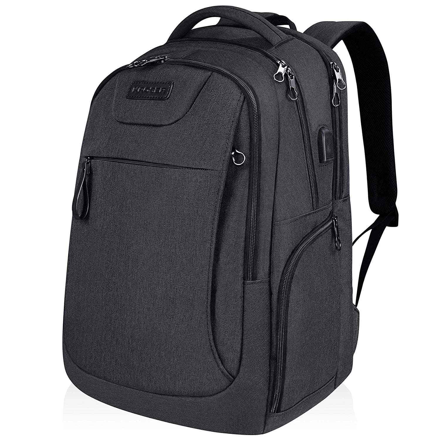 Laptop Backpack for 15.6-17.3 Inch Laptop Anti-Theft Large Computer Backpack with USB Charging Port Water-Repellent Casual Daypack $22.39 AC