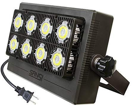 C2020-BW LED Flood Light, 50W 5000lm, Daylight $29.99