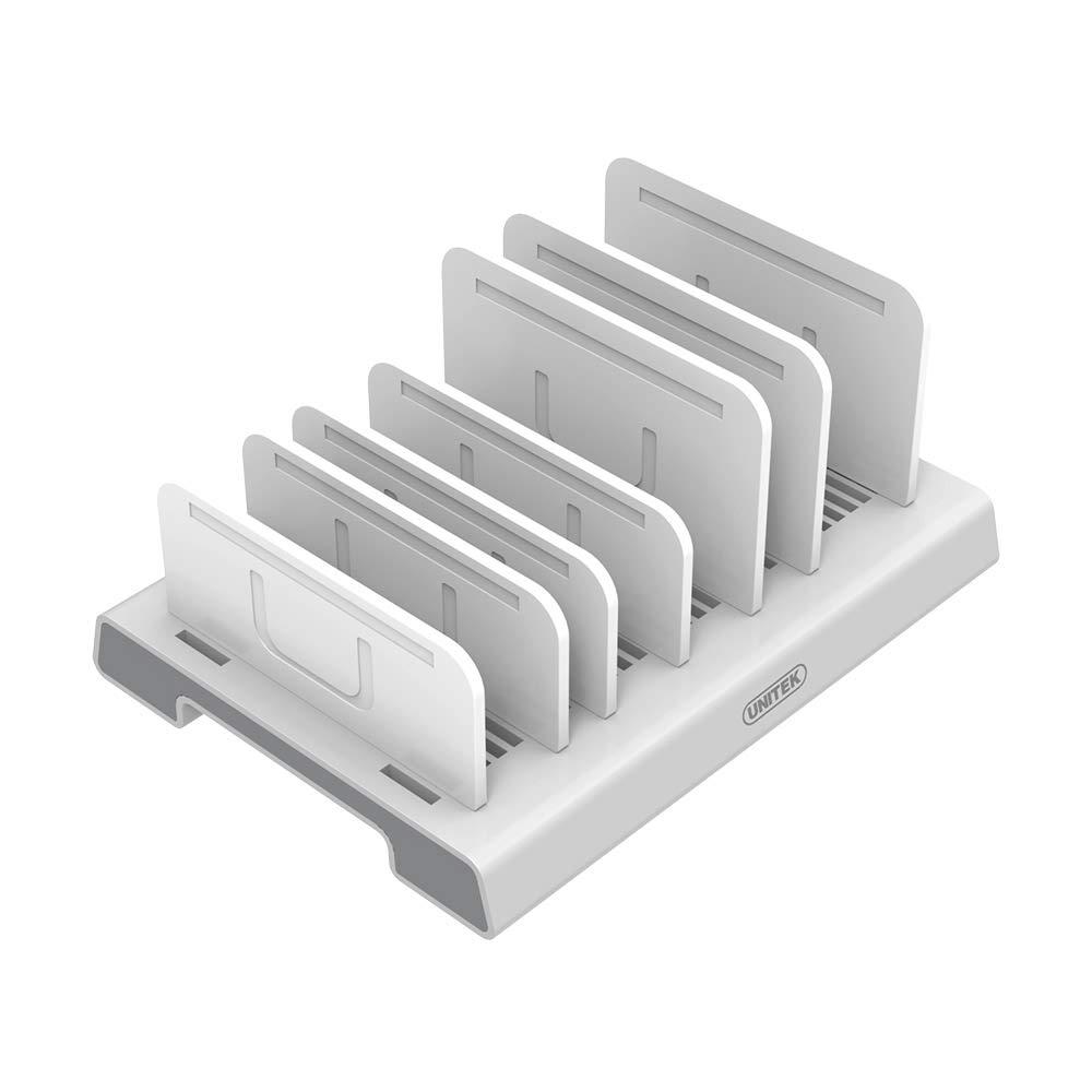 Unitek Adjustable Universal Multi Device Organizer Dock Stand Holder $6.99
