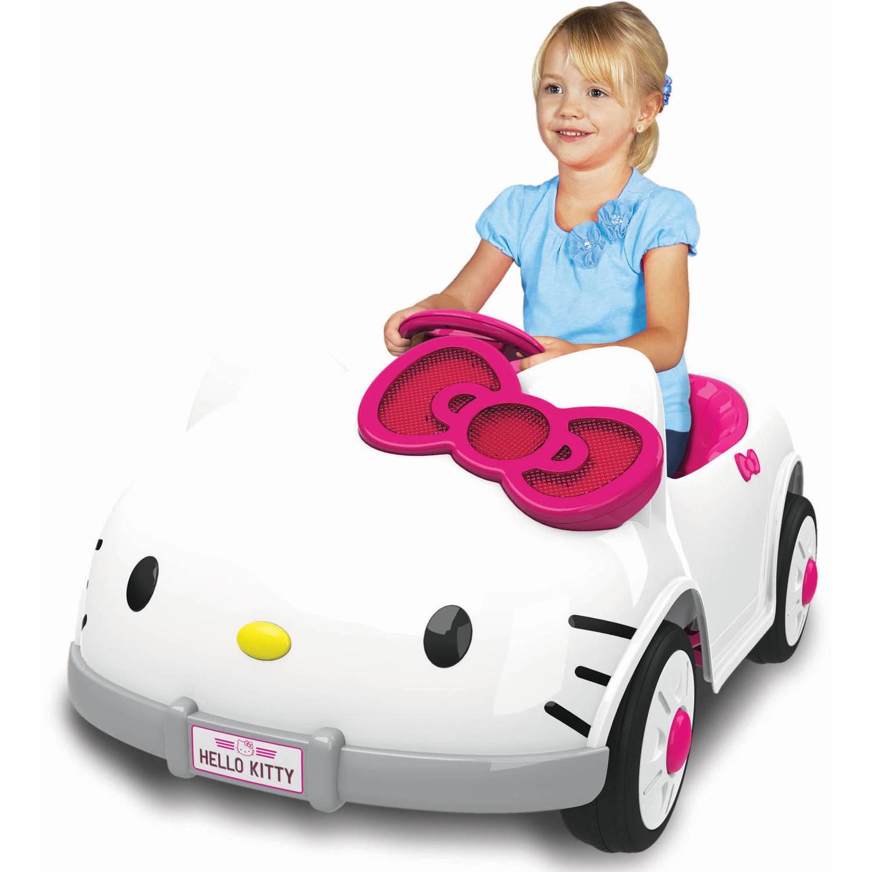 Hello Kitty Car $79, orig. $229