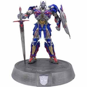 Swordfish Transformers 5 Optimus Prime Phone Dock Statue $35 with Wednesday promo code. $99 on Amazon and eBay.