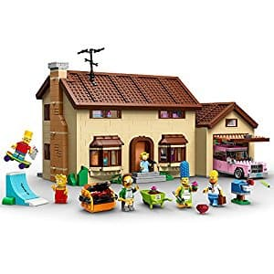 LEGO The Simpsons House $153 + Free Shipping $152.73