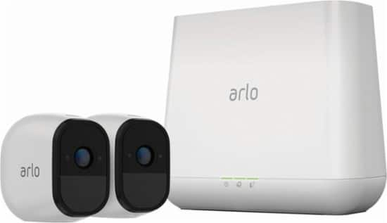 Arlo - Pro System (2 Pack) $285 @ Best Buy