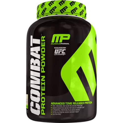 Muscle Pharm Combat Cookies & Cream Protein Powder, 5-pounds $26.99