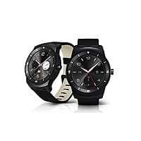 LG G Watch R Android Smartwatch - $242.99 + Tax from GroupOn