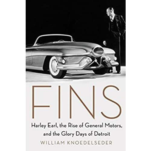 Fins: Harley Earl, the Rise of General Motors, and the Glory Days of Detroit Kindle Edition and other good nonfiction ebooks $2
