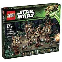 Amazon Deal: LEGO Star Wars 10236 Ewok Village $199 at Amazon with Rewards Visa Card (+ Free GUND Bear)