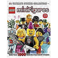 Amazon Deal: LEGO Movie Ultimate Sticker Collection Book $5.48; Frozen Ultimate Sticker Collection Book $2.93) at Amazon (others 50%+ off)