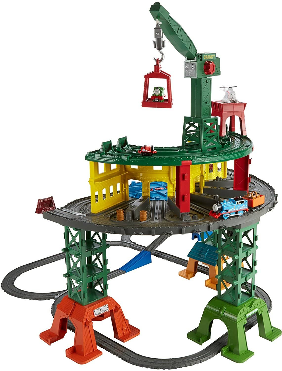 Fisher-Price Thomas & Friends Super Station Playset $76