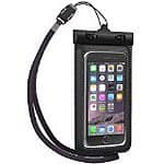 Tethys Universal Waterproof Pouch for Smartphones - $3.49 FS with Prime