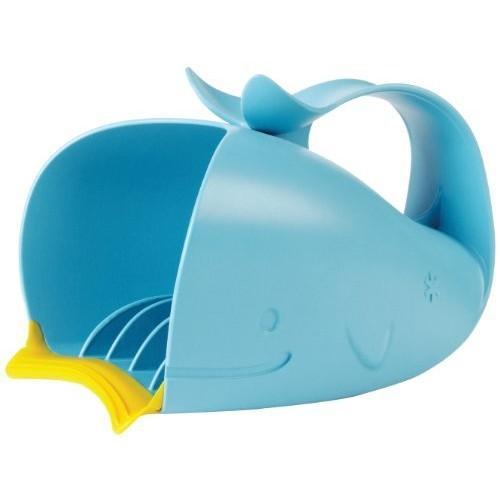 Skip Hop Moby Bath Tear-Free Waterfall Rinser, Blue $5.3