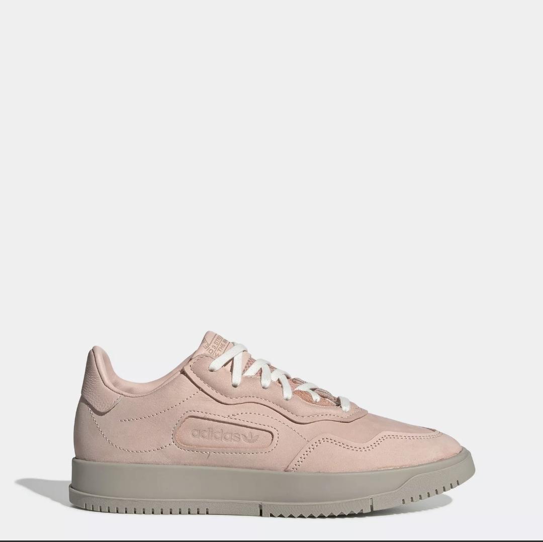 Adidas via eBay - Women's Adidas Original SC Premiere Shoes - Vapour Pink $22.49