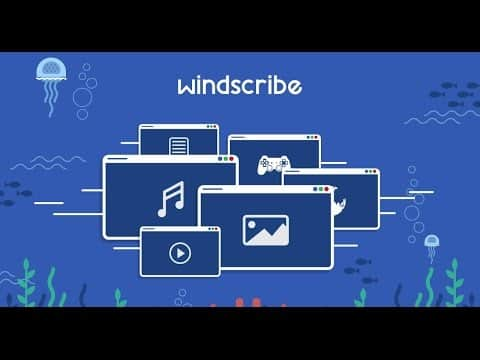 WindScribe VPN LifeTime unlimited Subscription ( renew able every 10 years) $39.99