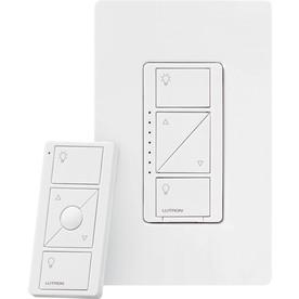 Lutron Caseta dimmer switch $8.99 B&M Lowe's  YMMV