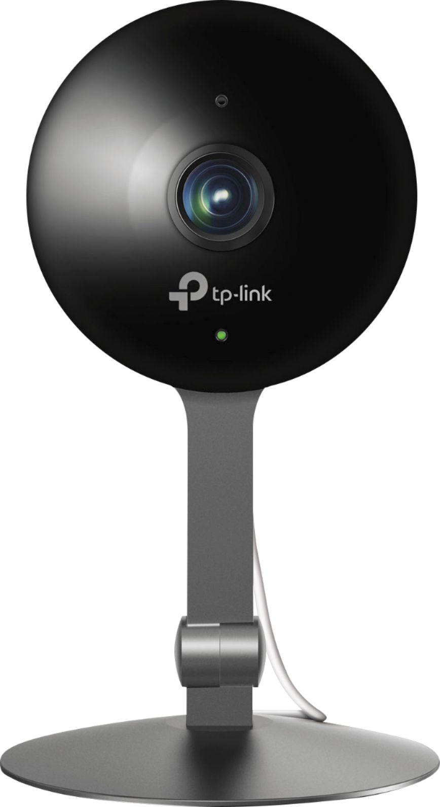 Best Buy : TP-Link - Kasa Cam Indoor Full HD Wi-Fi Security Camera - Black $39.99