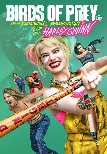 Google Play : Birds Of Prey And the Fantabulous Emancipation of One Harley Quinn 4K $9.99
