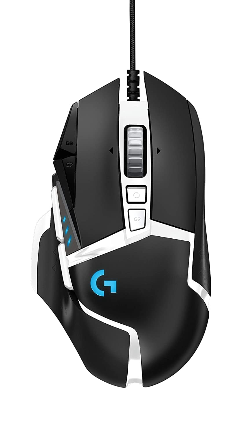 Amazon : Logitech G502 SE Hero High Performance RGB Wired Gaming Mouse with 11 Programmable Buttons $60.81