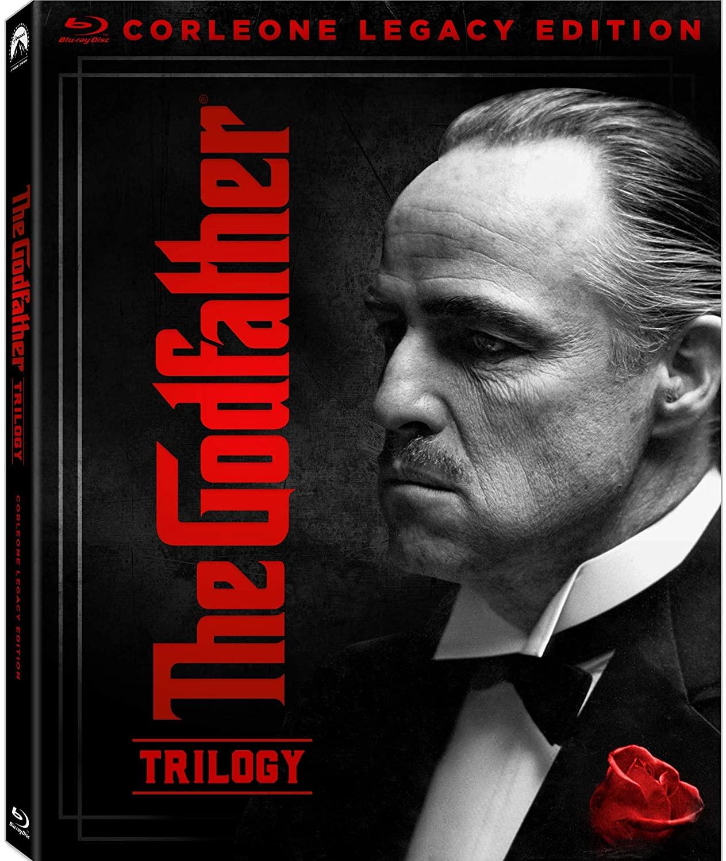 Amazon Prime Day : The Godfather Trilogy: Corleone Legacy Edition [Blu-ray] $19.99
