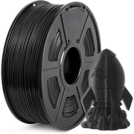 JAYO BOGO PLA Plus 3D Printer Filament, 1 PETG Black Filament 1.75mm 1KG free $17.99