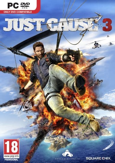Just Cause 3 Pre-Order (PC Digital Download) $23.40
