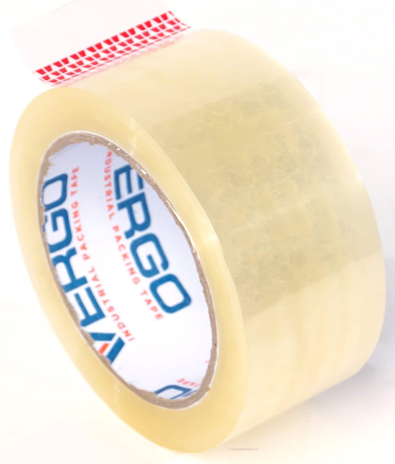 Heavy Duty Shipping and Packaging Tape - 12 rolls for $14 | 36 rolls for $39 | 6 Rolls for $9