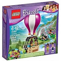 Amazon Deal: LEGO Friends 41097 Heartlake Hot Air Balloon $23.99 at Amazon (20% savings)